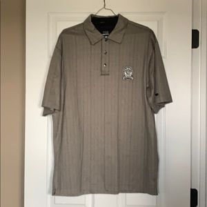 Nike Fit Dry Tiger Woods Collection golf polo